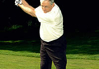 Backswing Position
