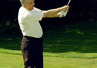 Forward Swing Position